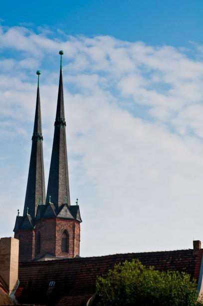 Türme der Marktkirche