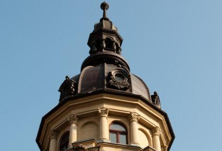 Neubarock Turmspitze