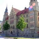 Ansicht des Halleschen Landgerichtes