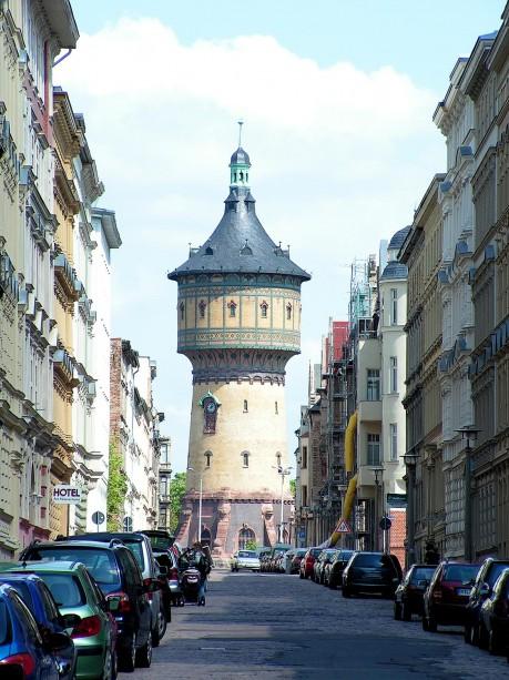 [lang_de]Blick auf Wasserturm[/lang_de][lang_en]View to the Watertower[/lang_en]