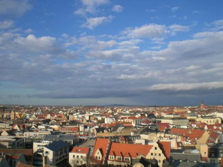 Blick Richtung Petersberg