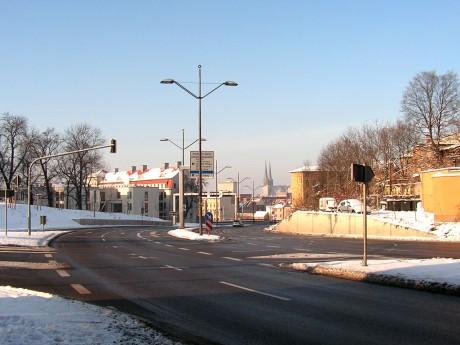 Blick zur Marktkirche