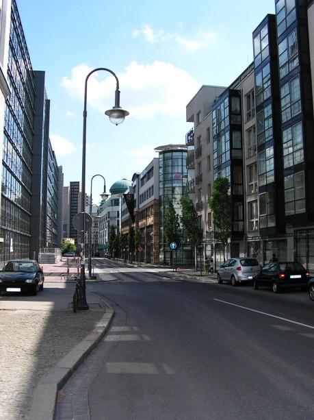 Charlottencenter Dorotheenstraße