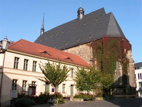 Ehemaliges Pfarrhaus der Ulrichskirche