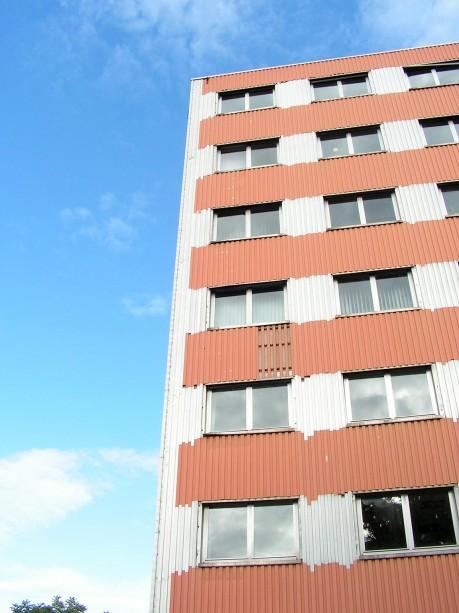 Ehemaliges Stasigebäude in Halle