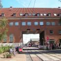 Eingang HAVAG in der Freiimfelder Straße