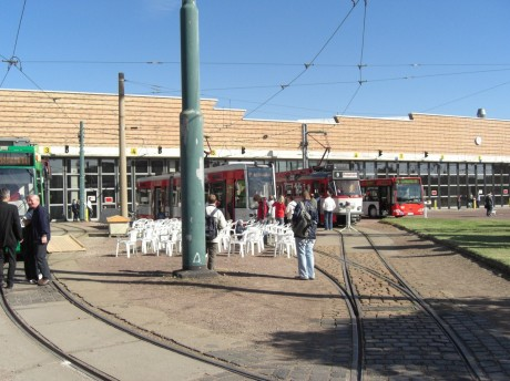 HAVAG Betriebshof