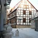 Fachwerkhaus am Kleinen Sandberg