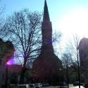 Johanneskirche Frontal