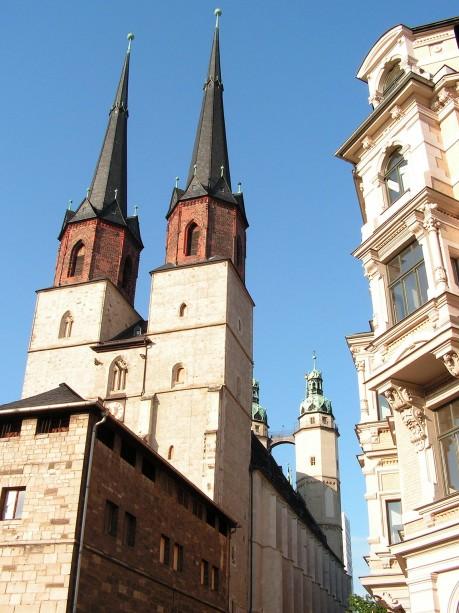 Marienkirche in Halle