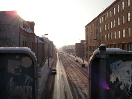 Merseburger Strasse