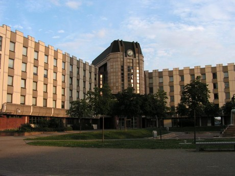 Rathaus Halle-Neustadt