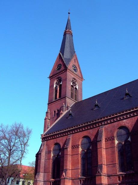 Seitenansicht-2 Johanneskirche
