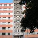 Stahlbeton Fassade