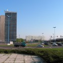 Blick über Riebeckplatz