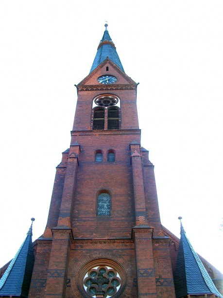 Turm Johanneskirche